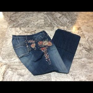Venezia Embroidered Top Jeans (16)